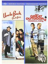 Great Outdoors/Uncle Buck (Double Feature) (Bilingual) DVD -NEW-