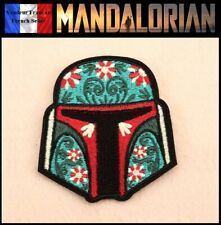 Écusson Brodé Thermocollant NEUF ( Patch ) - Star Wars The Mandalorian ( Ref 3 )
