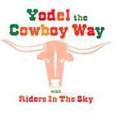NEW Yodel The Cowboy Way (Audio CD)