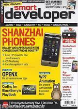 Smart Developer magazine Shanzhai phones OpenX WP7 animation Blackberry PlayBook