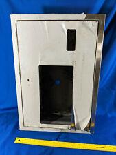 Wall Mount Base Shell for Vending Machine Dispenser Bathroom Condom Tampon VTG