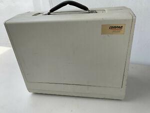 COMPAQ PLUS Model 101709 Portable Desktop Computer Vintage ONE OWNER