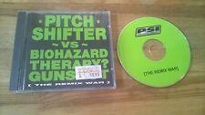 CD Metal Pitchshifter - VS : The Remix War (7 Song) EARACHE