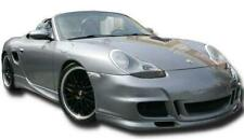 KBD Body Kit GT 3 Look Urethane Front Lip Fits Porsche 996 99-01 & Boxster 97-04
