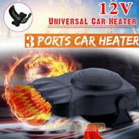 12V Car Heater Cooler Demister Windscreen Screen Defroster Dash The Best Heating