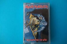 """IRON MAIDEN """" NO PRAYER FOR THE DYING"""" MC K7 NEW SEALED"""