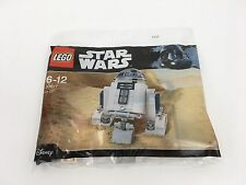 Lego Star Wars Collectable R2 D2  Poly Bag Buildable Figure Classic Droid