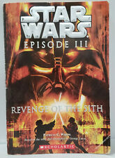 Star Wars Episode Iii Revenge of the Sith paperback George Lucas Patricia Wrede