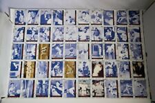 Mickey Mantle Rare Uncut 20x28 Baseball Card Set, Mickey Mantle 7 Properties