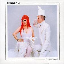 Fangoria El Extrano Viaje Caja de Carton CD New Sealed Nuevo