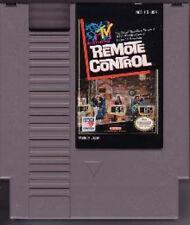 MTV REMOTE CONTROL NINTENDO GAME CLASSIC SYSTEM NES HQ