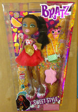 Bratz Sweet Style Sasha_Very Nice!!_Brand New!!_Rare & Collectible!!
