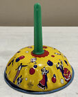 Vintage Tin Noise Maker Rattle New Year's Eve Party Dancers US Metal Toy Mfg. Co