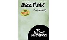 Jazz Funk Play-Along - Real Book Multi-Tracks Volume 5