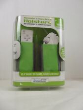 Wii Fit Remote Nunchuck Holster Dreamgear