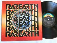 RARE EARTH - Rarearth 1977 Vinyl LP Album / Funk Rock - Prodigal - NM/VG