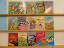 Walt Disney 15 Bücher Kinderbücher Arielle Dumbo Aristocats  u.a .