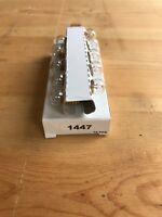 10 Pack of #1447 18 volt SCREW BASE BULB's for Lionel Trains