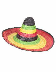 Mexikanischer Sombrero Hut bunt - Cod.156084