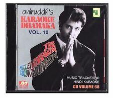 Hindi Music CD Bollywood Karaoke Dhamaka Vol 10 The Millennium Countdown