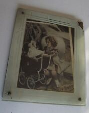 Shirley Temple fourcolor picture Her signature on lower right appears.