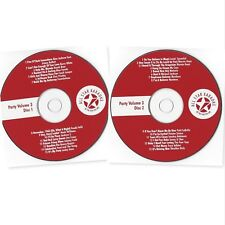 All Star Karaoke Fun Pack CD+G: ASK32 - Party Vol.3 (2 Disc Set) CDG