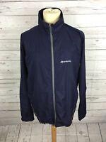 Men's Sprayway Rain Jacket - Large - Navy - Great Condition