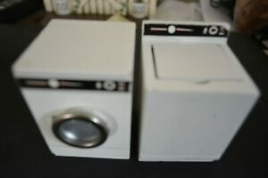 Miniature Washer and Dryer 1:12