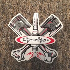 NOS RARE Vintage Troy Lee Designs Sticker Decal Motocross Motorcycle 1990's 90's