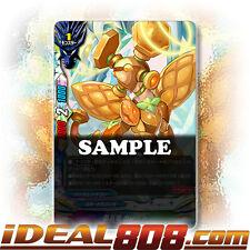 Buddyfight x 1 Candy Crystal Dragon, Galette [X-BT01/0017EN RR] English Mint Fut