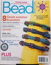 Bead & Button August 2018 Summer Bracelets Power Pendant FREE SHIPPING CB