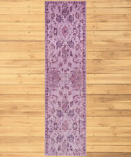 "Safavieh Valencia Pink & Multi-Color 2'-3"" x 8' Rug Runner"
