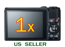 1x Clear LCD Screen Protector Guard Cover Film For Canon PowerShot S120 Cam