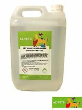 AZ-Pets Cat Dog Animal Urine Neutraliser Removes Odours & Stains Concentrated-5L