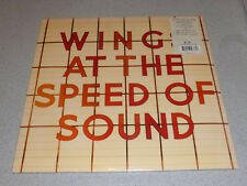 Paul McCartney - Wings At The Speed Of Sound - LP 180g Vinyl // NEU & OVP // DLC
