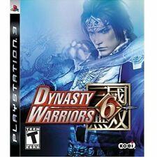 PS3 Games Dynasty Warriors 6 Brand New & Sealed
