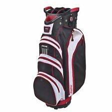 BagBoy Lite Rider Cart Bag In Black/Red/White Brand New