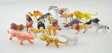 Vintage Mini Zoo Animals Figurines