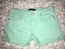 ❤️ Levis Stretch Jeans Shorts Gr.W28 US 6 Mintgrün 1x getragen fällt größer aus