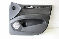 Audi Q7 4L Front OS Right Black Door Card for Bose