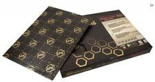 STP BLACK GOLD - 750x500x2,3mm | Selbstklebende Alubutyl Matte Dämmung Alu-Butyl