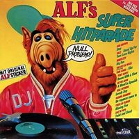 Alf's Super Hitparade (1988) Inner City, Yazz, Bill Withers, Heaven 17, B.. [CD]