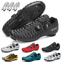 Professional Athletic Cycling Shoes Men MTB Bike Shoes SPD Road Bicycle Sneakers