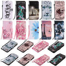 New Flip Stand Wallet Leather Case Cover For Samsung S8 Plus J3 J5 J7 A3 A5 2017