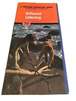 1960s Driftwood Collecting How To Union 76 Gas Oil Company Map Brochure Vintage
