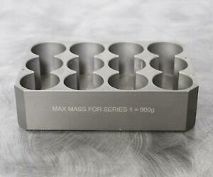 Genevac Max Mass For Series 1 = 900g 12x25mL Tube Tray for Microplate Carrier