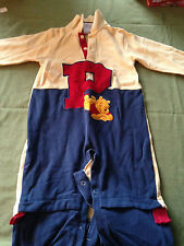 Baby Toddler 24M Disney Winnie The Pooh  Winter One Piece Jumpsuit