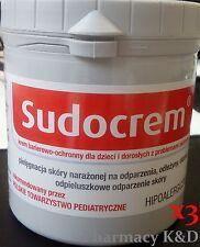 SUDOCREM 400g*3