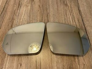 Mercedes GLE GLS G class W167 W293 W463A Mirror glass SET Dimming Heating Zone