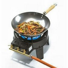 The Original Hot Wok - 7Kw Gas Wok Cooking set Hotwok Camping gas BBQ Barbeque